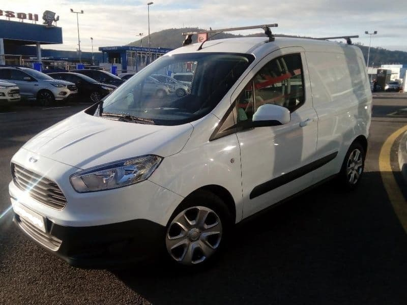 Ford Transit Courier 1 5tdci 56kw Trend 75 4p Dimauto